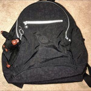 Kipling Small Back Pack Black